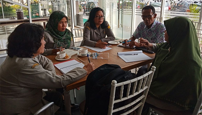 Support Food Stability Through Assessment Research Cooperation Activity and Strategic Agricultural Development (KP4S)